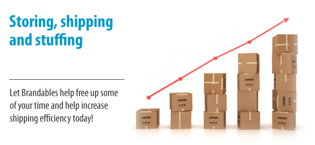 Fulfillment Warehouse Services | Brandables